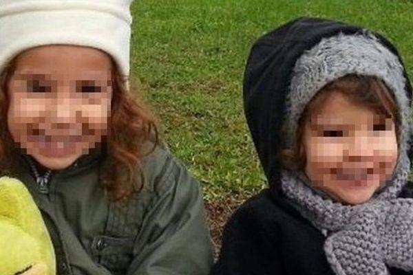 Maryam et Noussayba sont âgées de 5 et 3 ans.