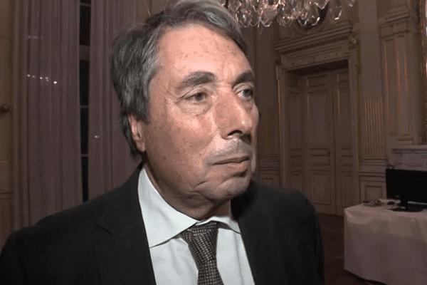 Michel Destot, PS