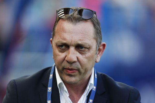 Xavier Gravelaine prendra ses nouvelles fonctions de « directeur de football » le 16 mars.