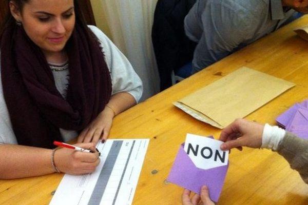 Le taux de participation a atteint 16,71%, avec 36.192 électeurs.