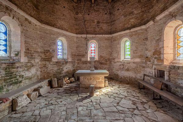 La commanderie templière de Rugney fête Saint Jean Baptiste, samedi 22 juin 2019.