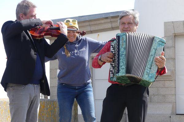 Iacob et Micha, 2 musiciens de talent
