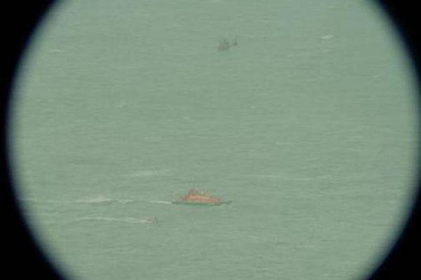 Les recherches ont repris mercredi 19 février pour tenter de retrouver le pilote de l'aéronef qui s'est crashé la veille.