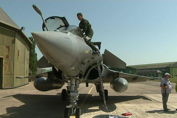 L'ex-base aérienne de Châteaudun fermera ses portes en 2021.