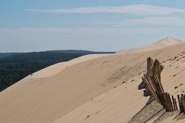 La Dune du Pilat en Gironde