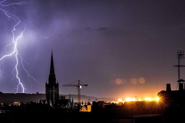 Des orages attendus sur la Haute-Normandie