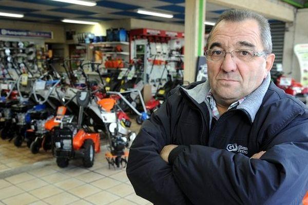 Aimé Dedieu, cambriolé 70 fois en 32 ans