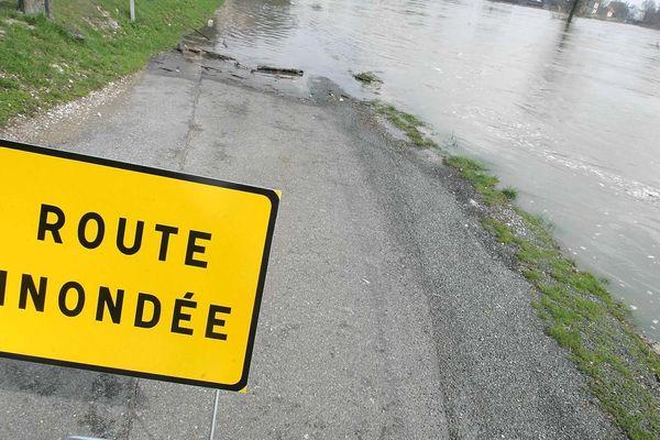 En Haute-Loire, les tronçons Haut-Allier et Haut-Bassin de la Loire ont été placés jeudi 8 novembre en vigilance jaune.