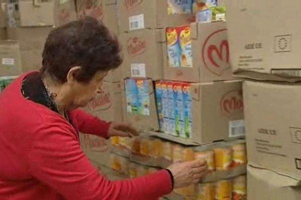 L'aide alimentaire européenne représente la moitié des dons reçus par les associations.