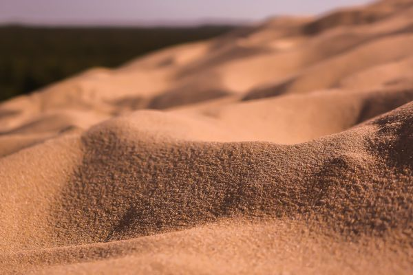 SABLE CHAUD ! by  VP photographie
