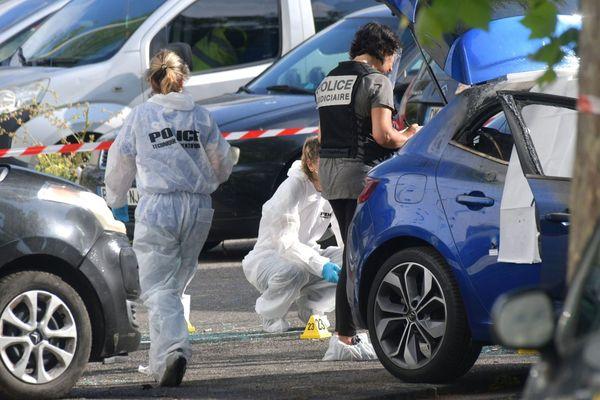 Un mort, un blessé grave lors d'un règlement de comptes dans une cité des quartiers nord de Marseille, le 3 juin 2020.
