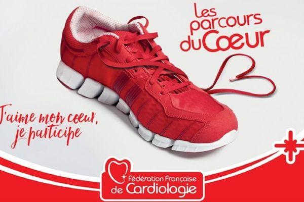 """""""Rester trop longtemps assis tue : levons-nous et bougeons !"""", c'est le mot d'ordre des Parcours du Cœur organisés par la Fédération Française de Cardiologie."""