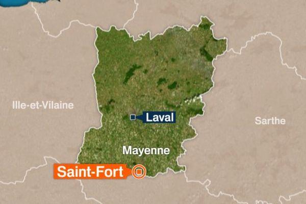 Le site internet de la mairie de Saint-Fort a été hacké