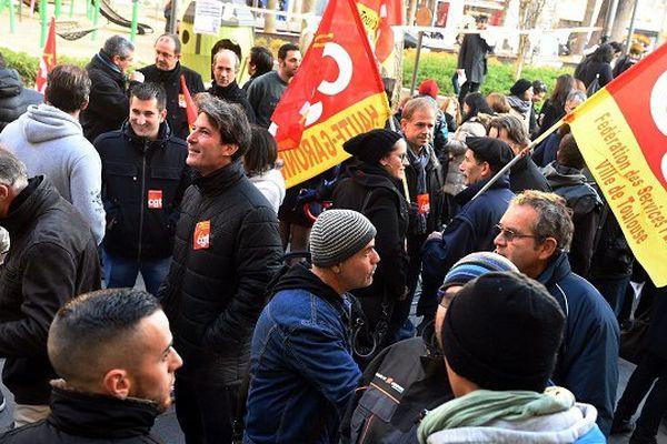 La CGT ne veut pas laisser les manifestants sans protection (illustration)