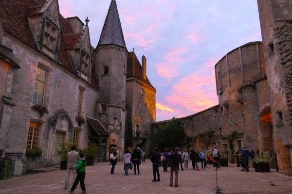 Le château de Châteauneuf fera parti du dispositif