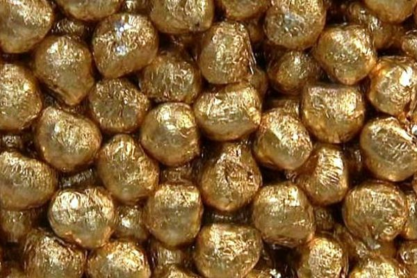 Les escargots étaient la spécialité de la chocolaterie