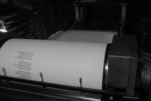 Imprimante, Les éditions Collodion.
