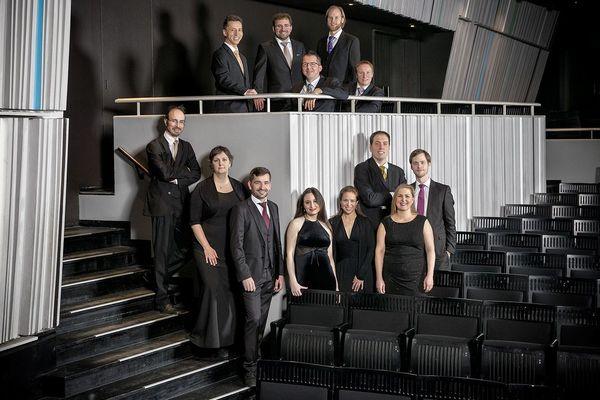 L'ensemble belge Vox Luminis a rendez-vous avec le festival de musique baroque d'Ambronay (Ain).