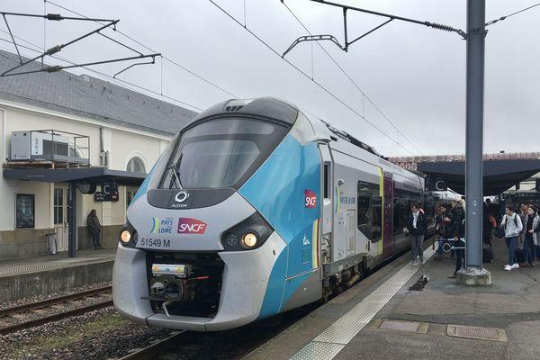Le trafic TER sera réduit en heures creuses à compter du 12 novembre 2020