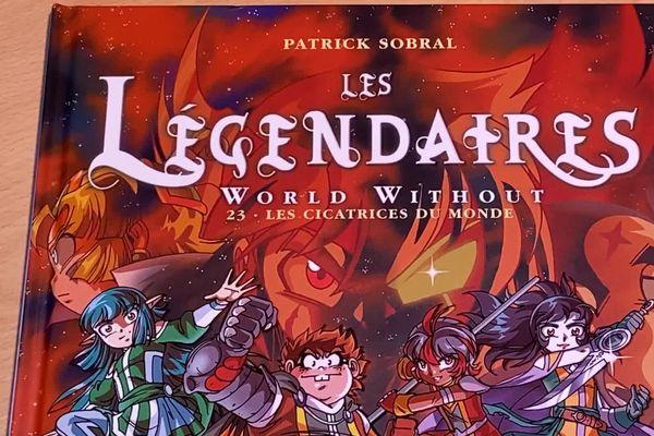Le 23e et dernier tome des Légendaires clôt une série au succès immense.