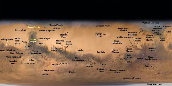 La carte du Pic du Midi permet de placer les plaines, les plateaux, les volcans, les cratères, les gorges et les vallées.