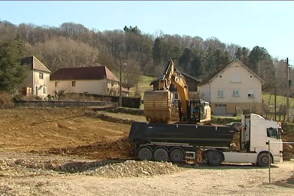 Le futur écoquartier des Vaîtes, à Besançon, sera constitué d'un millier de logement, en location ou en accession à la propriété.