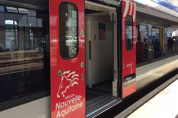 Les TER de Nouvelle-Aquitaine épinglés par la Cour des Comptes.