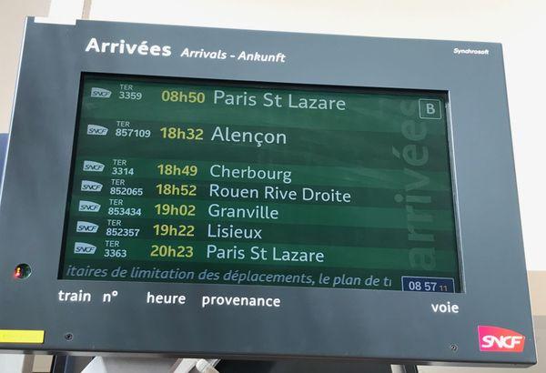 Depuis jeudi 19 mars, seuls 15% des trains régionaux sont en circulation.