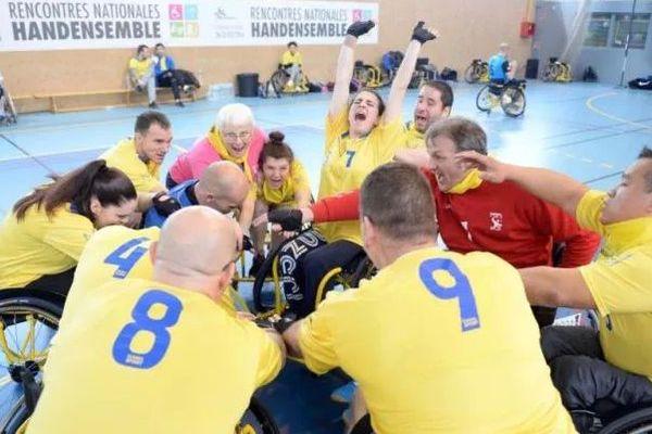 L'US Joué-les-Tours Handball lance une cagnotte en ligne.