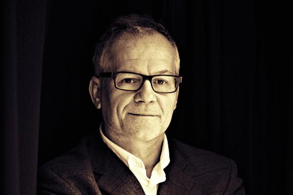 Therry Frémaux, directeur de l'Institut Lumière et délégué général du festival de Cannes