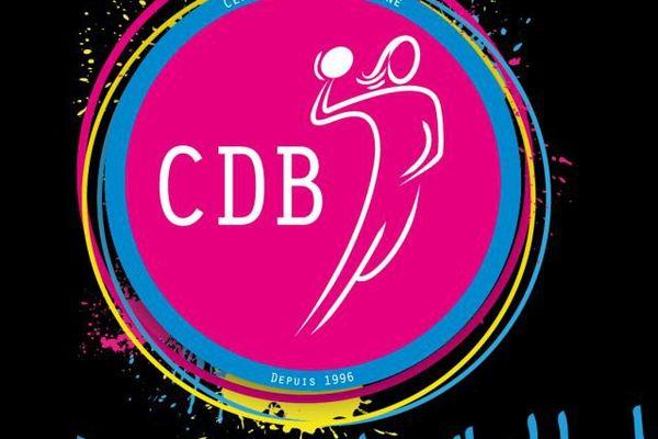 Le logo du Cercle Dijon Bourgogne, club de handball féminin