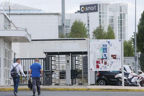 L'usine de Hambach est le plus gros employeur de Moselle-Est, les élus veulent préserver le site coûte que coûte