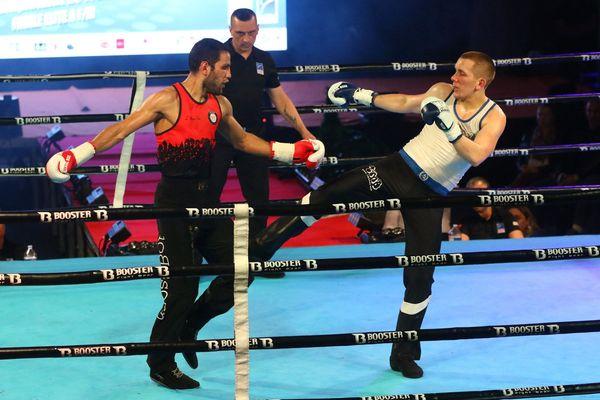 - Photo d'illustration - Les championnats du monde de savate boxe française auront lieu le 30 novembre prochain à la halle Didier-Parpillon à la Motte-Servolex.