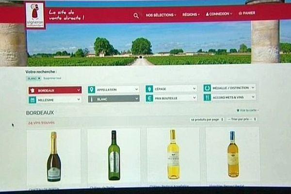 Le réseau Vigneron Indépendant, qui est présent dans toutes les régions viticoles de France, lance sa plateforme de vente de vins sur internet