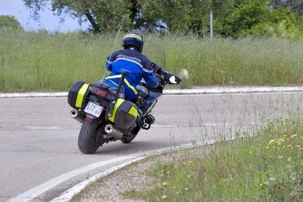 Le gendarme Joachim Kaczmarek réalisait sa formation pour pouvoir intégrer un escadron départemental de sécurité routière (photo d'illustration).