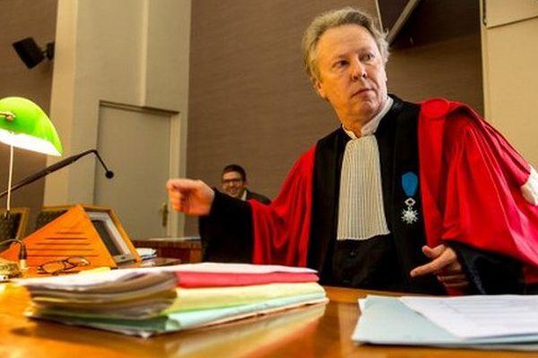 Luc Frémiot, avocat général.