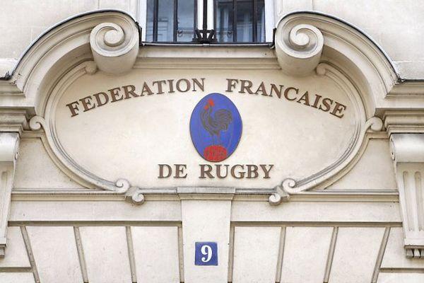 Le siège de la Fédération française de rugby, photographié en 2006.