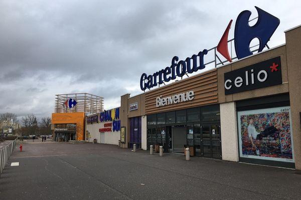 Centre commercial Chalon Sud