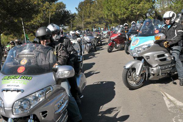 Les motards représentent 25% des tués dans les accidents de la route.