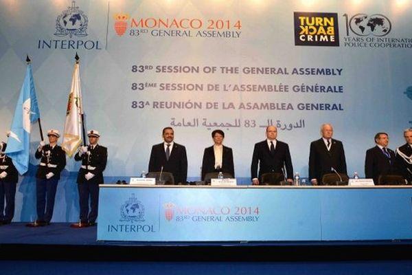 Près de 1.200 délégués et 100 Ministres de l'Intérieur participent à cette 83e assemblée générale.