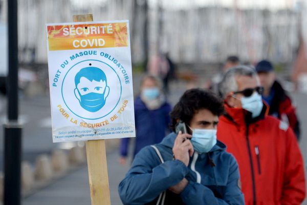 Le 1er et le 2 octobre, le préfet du Cantal a prolongé un arrêté concernant l'obligation de port du masque.