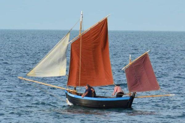 Calypso en mer