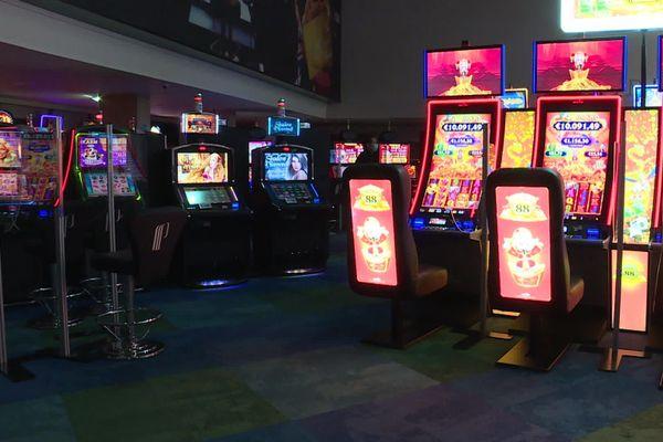 Le casino de Dieppe, en Seine-Maritime, est fermé depuis le 30 octobre à cause de la Covid-19.