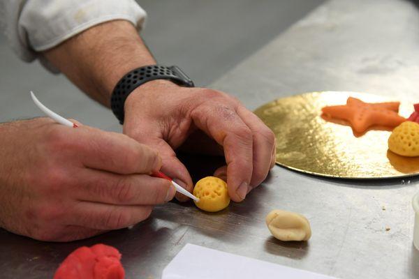 Le secteur de la pâtisserie figure parmi les formations les plus demandées.