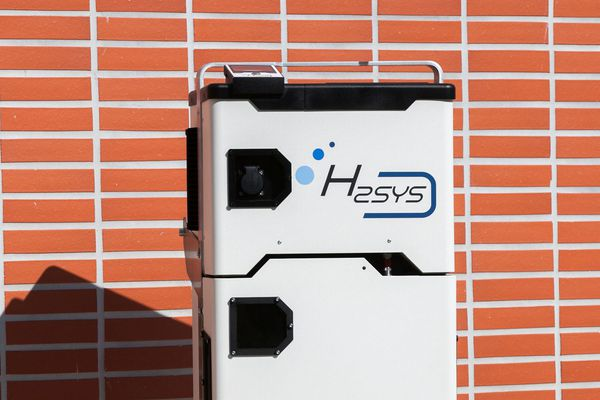 Batterie à hydrogène de la start-up H2SYS