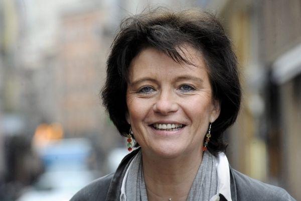 La députée européenne UDI Christine de Veyrac