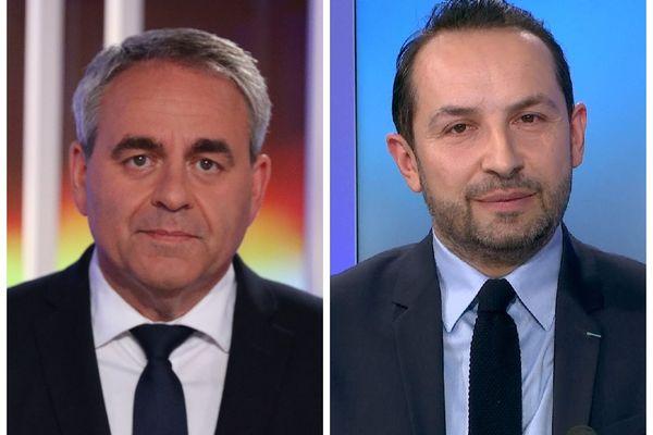 Xavier Bertrand et Sébastien Chenu sont entrés en désaccord sur le budget alloué par la Région à la Troisième révolution industrielle (Rev3), lors du second débat télévisé des élections régionales en Hauts-de-France.