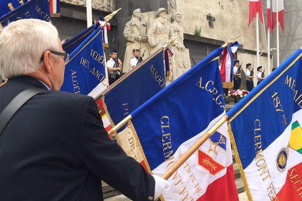 Le 22 juillet était organisée une cérémonie à Clermont-Ferrand, un moment pour se souvenir et commémorer particulièrement la rafle du Vel d'Hiv en juillet 1942 où des milliers de juifs français ont été déportés