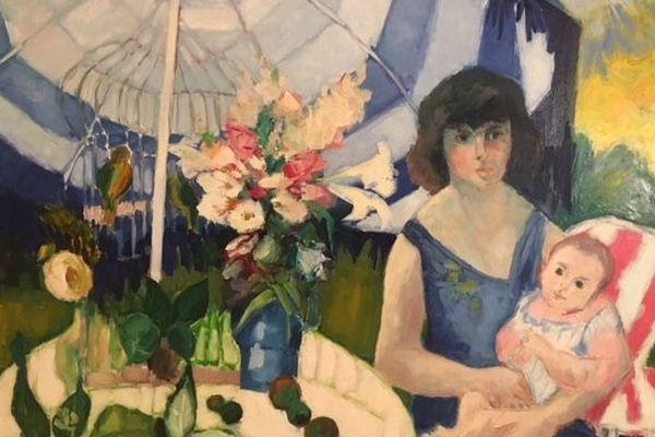 """Le """"Bonheur"""" d'Arthur Van Hecke est exposé au musée de La Piscine depuis vendredi 13 septembre"""