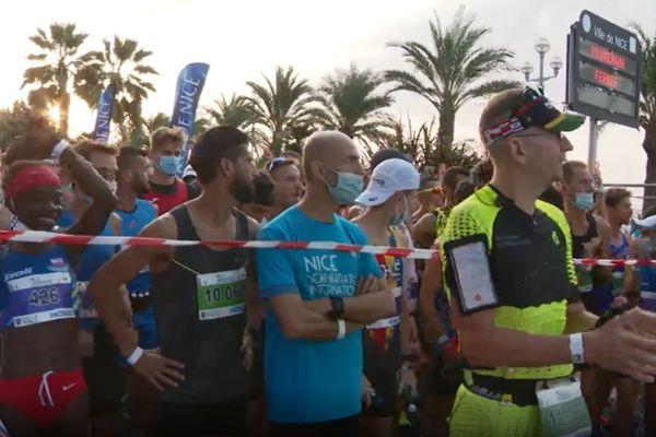 3.600 participants ont participé au semi-marathon de Nice ce dimanche 26 septembre.